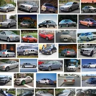 NGK Spark Plugs BKR6EQUP BMW 318