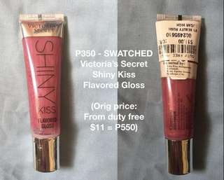REPRICED: P299 Shiny Kiss Flavored Gloss