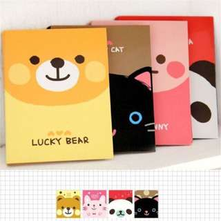 🌟BN INSTOCKS Assorted Adorable Animals Post-Its