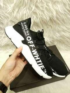 Sepatu Sneaker Pria oFF white