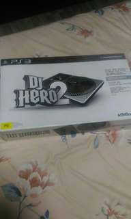 Dj Hero 2 Turntable without game disc