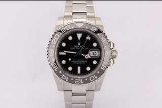 [全新手錶] Rolex GMT-Master II 40mm 116710(888)