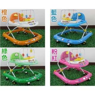 [廠商直銷]嬰兒學步車 螃蟹車 童車 (四種款式)/另有各種嬰兒用品/嬰兒推車/洗頭椅/餐桌椅
