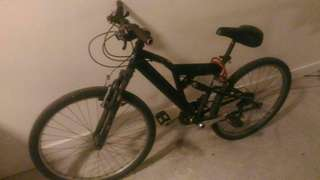 """Downhill bike 26"""" fast deal $40"""