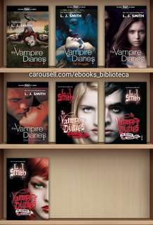 (Ebook Collection) The Vampire Diaries