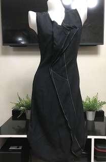 Black Semi Formal Long Dress