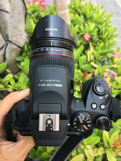 🚚 曙光數位 Fujifilm FinePix HS20 EXR 30倍 / 類單眼