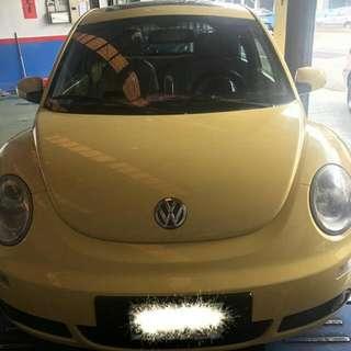 2007年福斯beetle