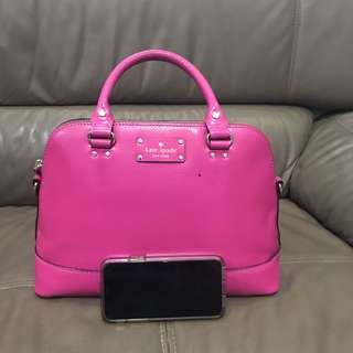 Authentic Kate Spade Bag (No More Sling)