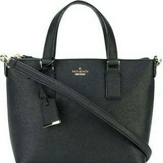 Kate Spade bag (black)