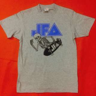 JFA - Jodie Fosters Army Blue Logo Sk8