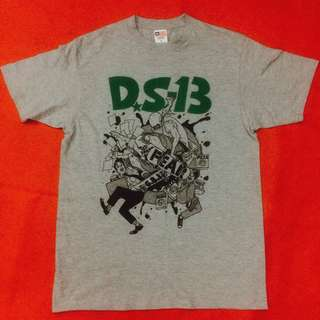 DS-13 Skateboard Chaos