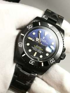 Rolex Submariner Blaken (for Rent / Sewa)