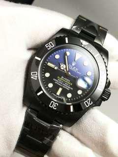 Rolex Submariner Blaken