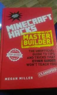 Mincraft Hacks master builder edition