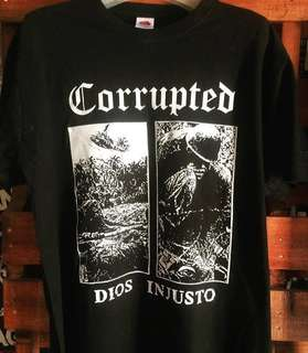 Corrupted - Dios Injusto