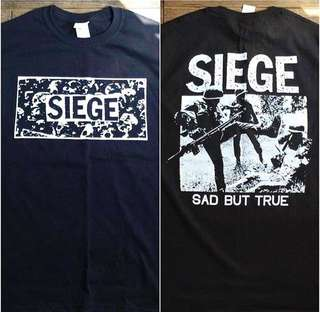 Siege - Sad But True