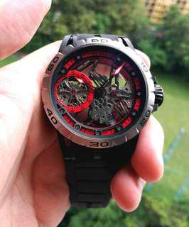 Roger Dubuis Excaliber Spider (for Rent / Sewa)