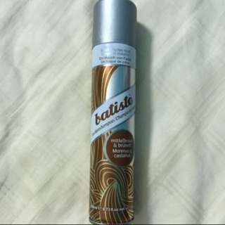 Batiste Brown Dry Shampoo (for brunettes)