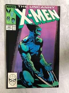Original Uncanny X- Men 234