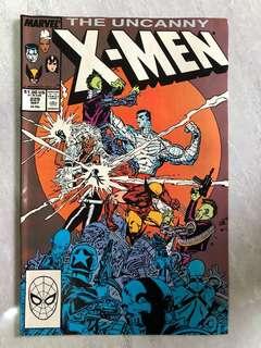 Original Uncanny X- Men 229