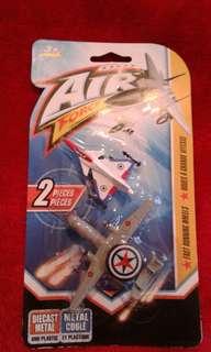 Air Force 2 toys diecast metal