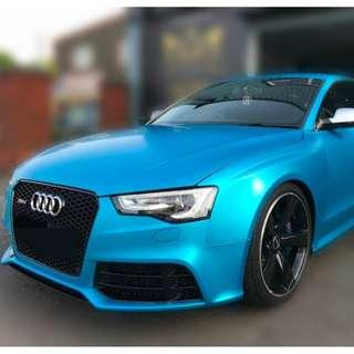 Audi A5 RS5 Conversion (A) Quattro