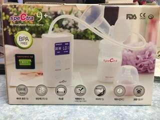 韓國Spectra 9+ 電動奶泵