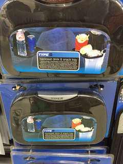 Backseat Drink & Snack Tray