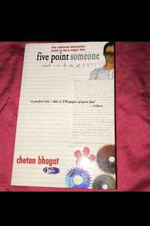 Five Point Someone By Chetan Bhagat #idotrades