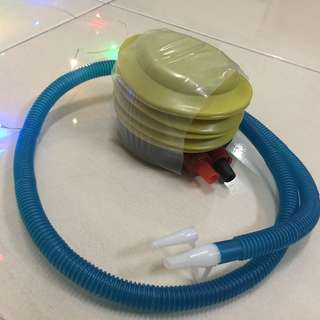 Balloon air pump