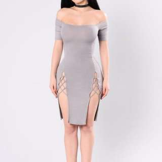 Fashion Nova Dress