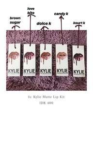 Kylie Matte Lip Kit