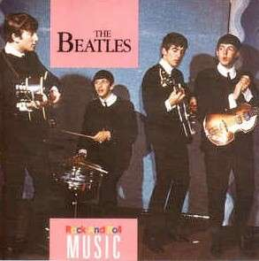 arthcd THE BEATLES Rock And Roll Music CD