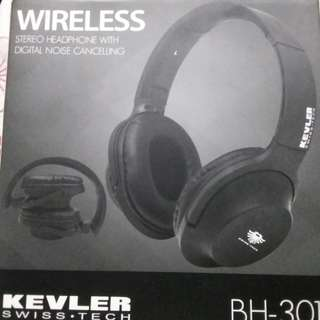 KEVLER Wireless Stereo Headphones (BH-301)