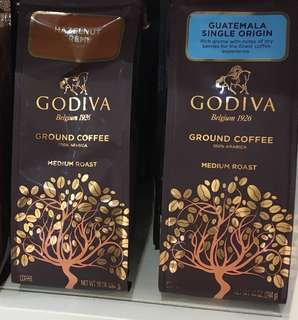 Godiva Ground Coffee