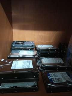 1000GB 1TB HDD Harddisk clearance