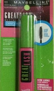 Great Lash Waterproof Mascara 🐝