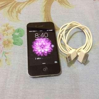 iPhone 4s 32GB Globe Locked