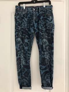 Citizens of Humanity Avedon patterned jeans