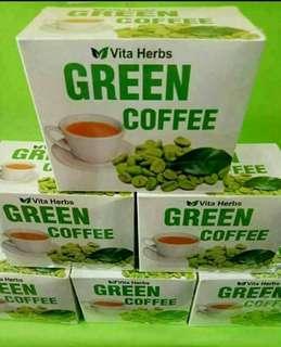 GREEN COFFEE BY VITA HERBS