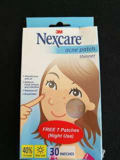 Nexcare invisible ance patch