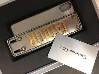 Dior iPhone X