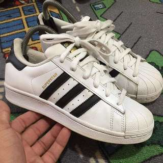 Authentic Adidas Superstar (GOLD Edition)