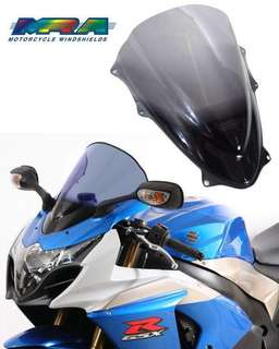 MRA DOUBLE BUBBLE WINDSHIELD