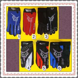 Fox Gloves (1 Pair) 4/5