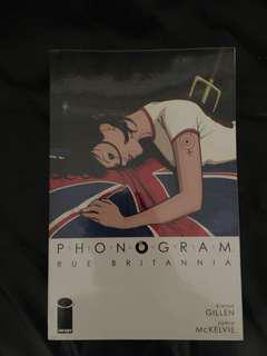 Phonogram Rue Britannia vol. 1 TPB
