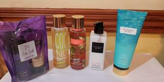 Victoria Secret perfume and lotion