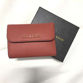 3 month old Charles and Keith Wallet