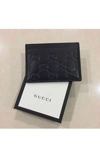 🆕👨👱‍♀️Authentic GUCCI Card Holder, Unisex